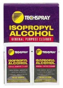 Tech Spray Wipes Isopropyl Alcohol 99% Pure 50/Pack