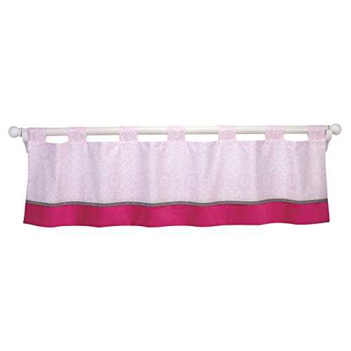 NoJo Butterfly Bouquet Window Valance