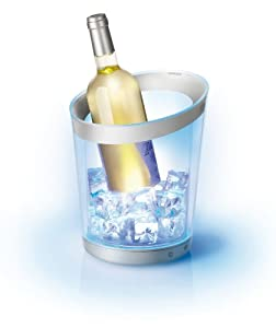 Philips Lumiware Colour Changing LED Wine Cooler from Philips Consumer Lighting