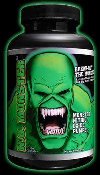 Colossal Labs No Monster 120-capsules from Goliath Labs