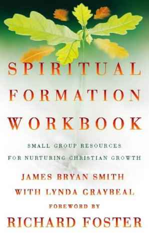 Spiritual Formation Workbook PDF
