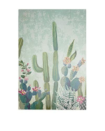 Panel Decorativo Cactus