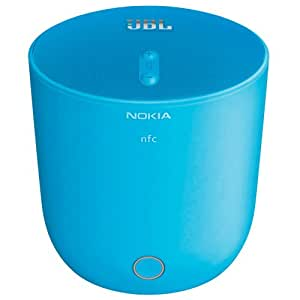 Nokia MD-51W JBL PlayUp Portable Wireless Speaker - Retail Packaging - Cyan