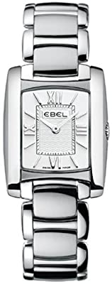 Ebel Brasilia Women's Silver Dial Stainless Steel Watch 9976M22/04500 / 1215601