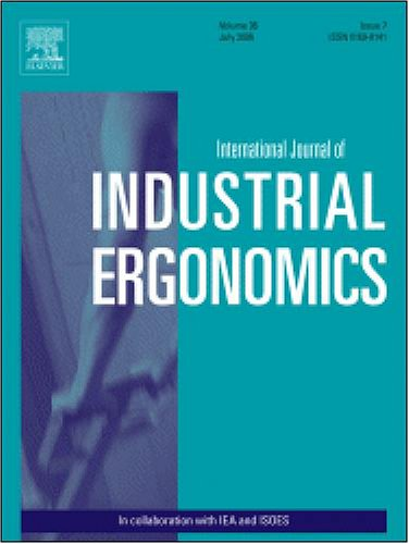 Measurement Of Handle Forces For Crimping Connectors And Cutting Cable In The Electric Power Industry [An Article From: International Journal Of Industrial Ergonomics]