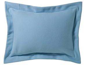 Pendleton Eco-Wise Wool Washable Standard Sham, Periwinkle
