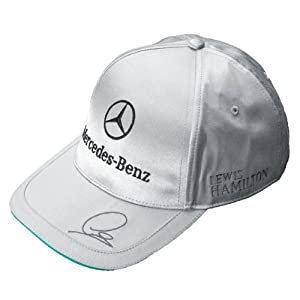 mercedes amg lewis hamilton cap sports et loisirs. Black Bedroom Furniture Sets. Home Design Ideas