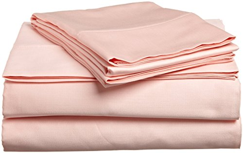 Pink Queen Size Sheets back-411789