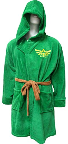 Legend of Zelda Like Link Hooded Robe
