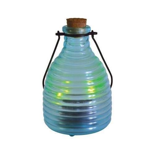 Malibu Lighting 8517-4510-01 Led Solar Firefly Jar Landscape Light - Lithium Battery Included