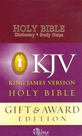 World Kjv Award Bible