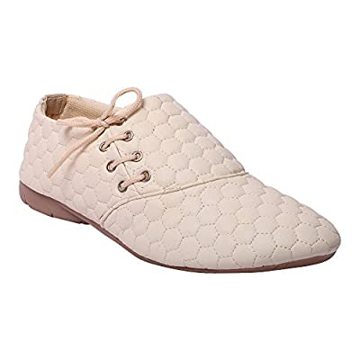 Motion women's casual flat shoe