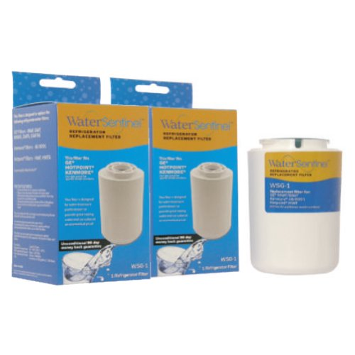 Water Sentinel WSG-1 Replacement Fridge Filter, 2-Pack