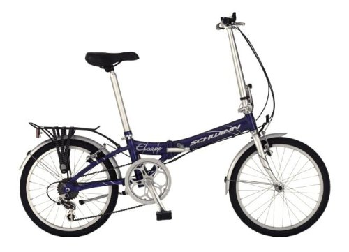 Schwinn 20-Inch Hide-A-Way Folding Bike