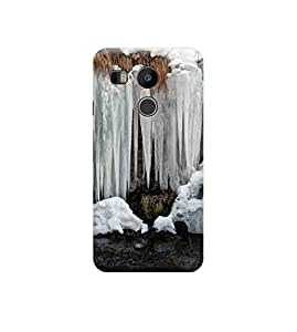 TransMute Premium Printed Back Case Cover With Full protection For LG Nexus 5X (Designer Case)