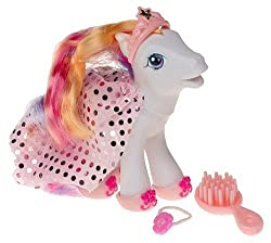 My Little Pony - Friendship Ball Dress Up Ponies - Sunny Daze in Evening Wear