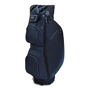 Buy Datrek CB-Lite Golf Cart Bag, Black Charcoal by Datrek