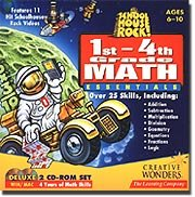 SCHOOL HOUSE ROCK! 1st-4th Grade Math Essentials (WINDOWS/MAC) (Schoolhouse Rock Numbers compare prices)