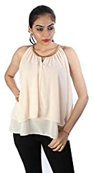 Tenn Women's Top (WHCT11NSXS_White_X-Small)