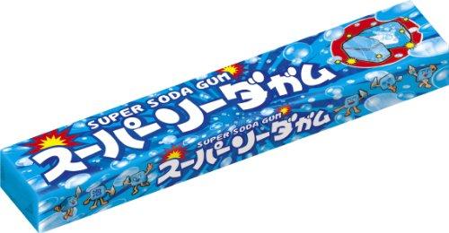 クラシエ スーパーソーダガム 5粒×15個
