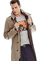Dolce & Gabbana Camiseta Manga Corta Indrikus (Camel)