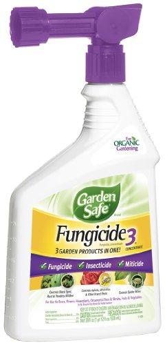 Garden Safe Fungicide3 Concentrate (Ready-to-Spray) (HG-83197) (28 fl oz)
