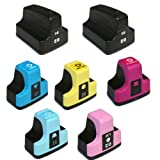 7 Pack Compatible Inkjet