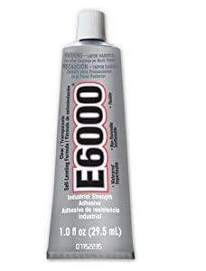 E6000® Medium Viscocity 1.0 fl oz Adhesive