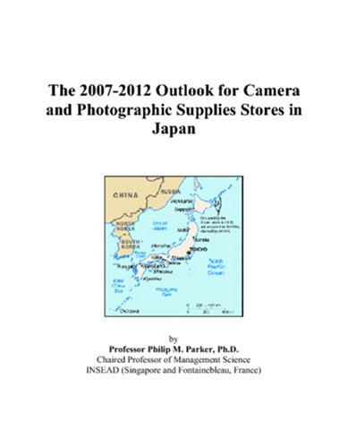 The 2007-2012 Outlook for Camera and Photographic Supplies Stores in Japan