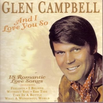 Glen Campbell - Easy-listening Hits Of The