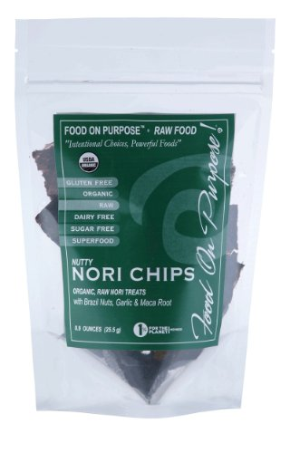 Nutty Nori Chips
