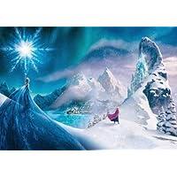 ポスター A4 パターンGX アナと雪の女王 光沢プリント