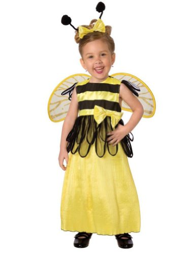 Baby-Toddler-Costume Honey Bee Toddler Costume 1-2 Halloween Costume