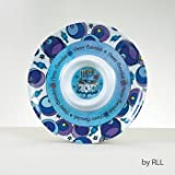 The Gift of Chanukah Melamine Latke Platter