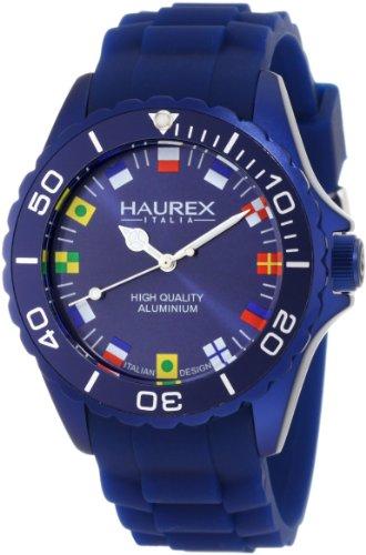 Haurex Italy Men's Watch XL Analogue 1K374UBF Ink