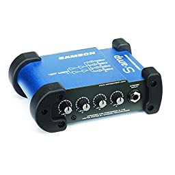 Samson S-Amp 4-Channel Headphone Amp