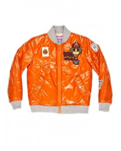 CUSTO GROWING Chaqueta Hariang Naranja