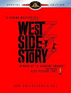 West Side Story (Special Edition, 2 DVDs & Scriptbuch) [Special Collector's Edition]