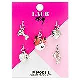 LaurDIY 37600051 Moosie Charm Pack, Multi