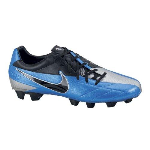Nike T90 Laser IV Kanga-Lite Fester Boden Fußballstiefel - 42