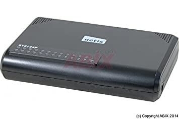 Netis ST3124P Fast Ethernet Switch (24 ports)