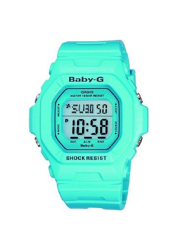 Baby-G Casio Ladies Digital Watch BG-5601-2ER with Resin Strap