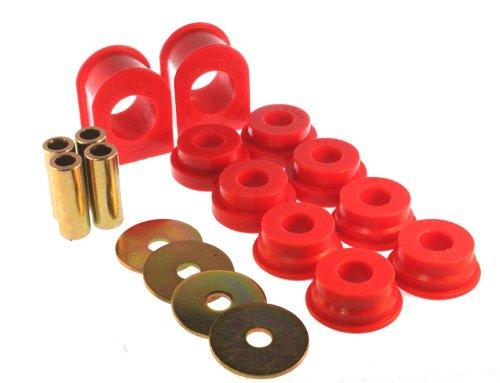 Prothane 4-1136-BL Black 18 mm Rear Sway Bar Bushing Kit