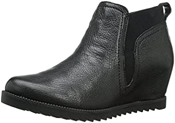 Naturalizer Darena Leather Wedge Women's Boots