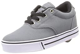 Heelys Launch Skate Shoe (Little Kid/Big Kid),Grey,4 M US Big Kid