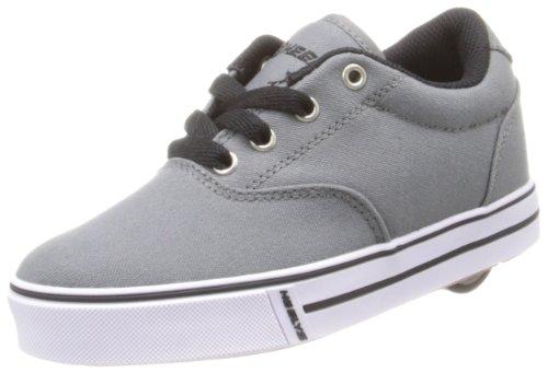 Heelys Launch Skate Shoe (Little Kid/Big Kid),Grey,2 M US Little Kid (Wheelies Shoes compare prices)