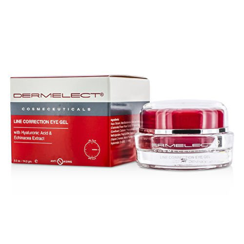 Dermelect Line Correction Eye Gel 14.2g/0.5oz