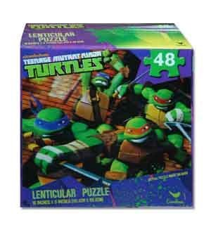 Teenage Mutant Ninja Turtles Lenticular [Contains 2 Manufacturer Retail Unit(s) Per Amazon Combined Package Sales Unit] - SKU# 62559 - 1