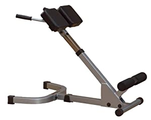 Powerline PHYP200X 45 Degree Hyperextension Bench