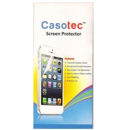 Casotec Tempered Glass Screen Protector for Apple iPhone 6 Plus / 6S Plus (Front & Back)  available at amazon for Rs.125